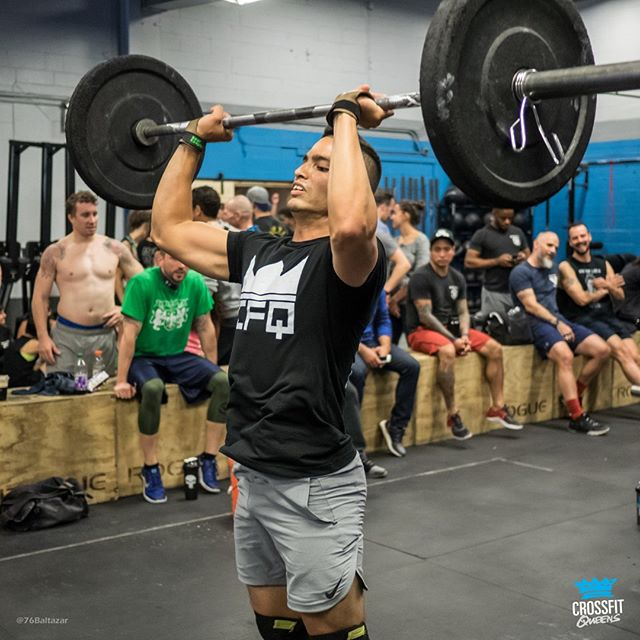 One more day to register for our third event at @crossfitqueens - registration stays open until midnight tomorrow night.  We just opened up 5 bonus spots for you latecomers - get on it! 🚆⏰