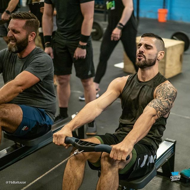Photos by @76baltazar from last weekend's event at@crossfitqueensare up on our Facebook page: check 'em out and tag your peeps! 📸🤗#teamwork #hurtssogood