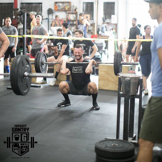 Today is the LAST DAY to register for our final event at @crossfitgantry! Find yourself a teammate and head over to http://www.thenycsubwayseries.com to jump on one of the last spots before we shut this thing down at midnight! ⏰🏃
