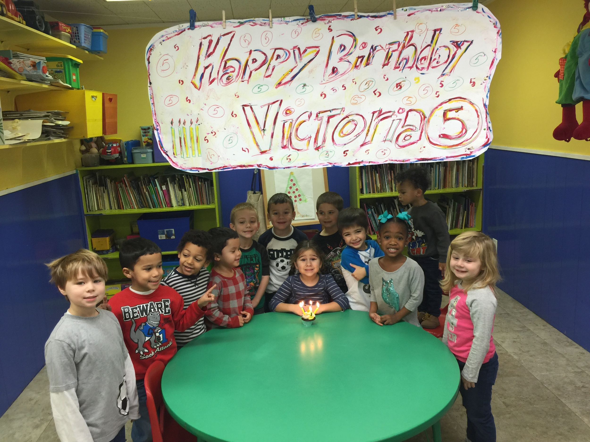 Happy Birthday Victoria!