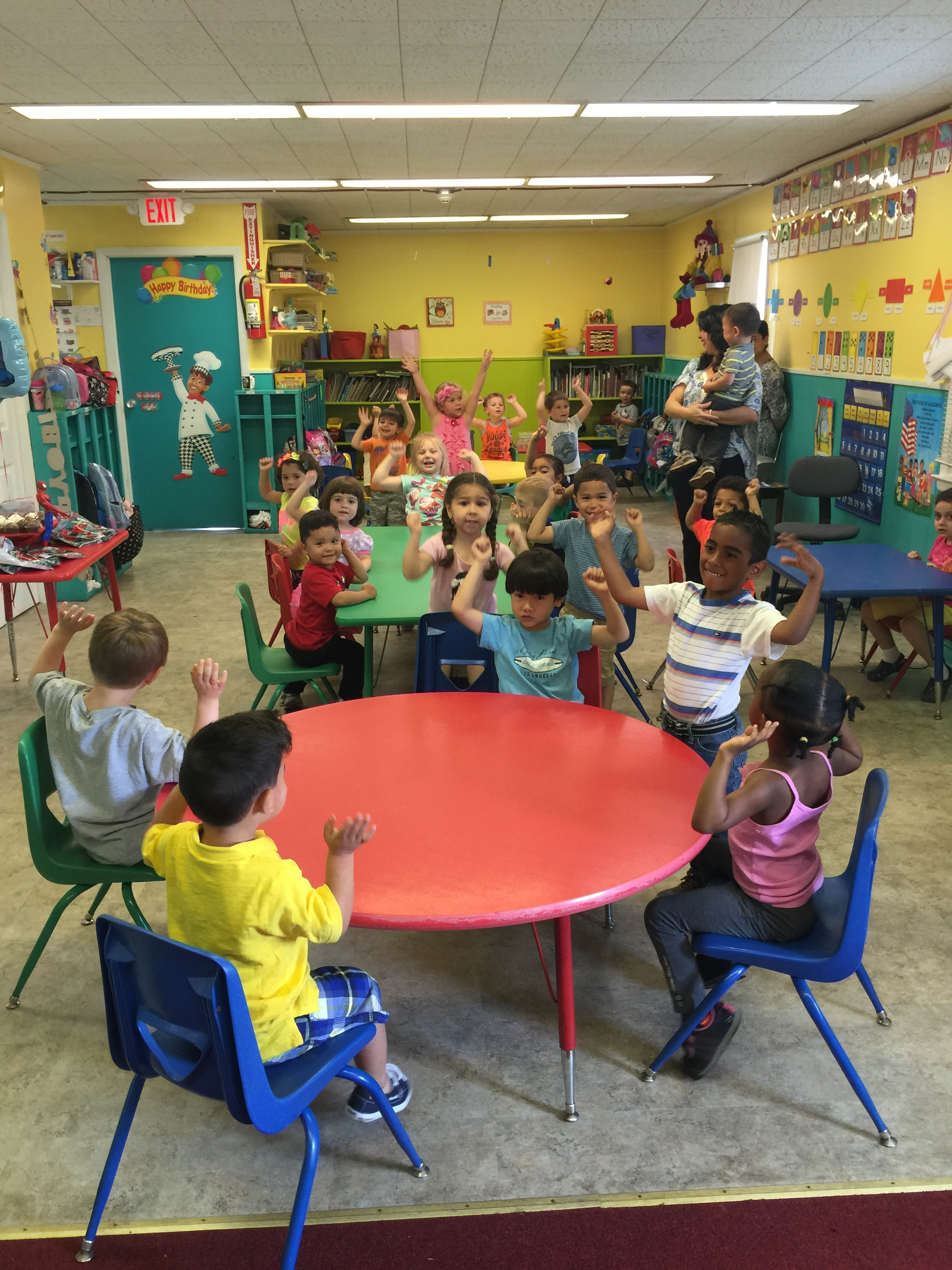 Participation In The Classroom
