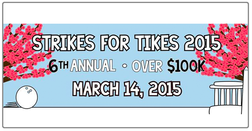 The Elpis Foundation Hosts 6th Annual Strikes for Tikes