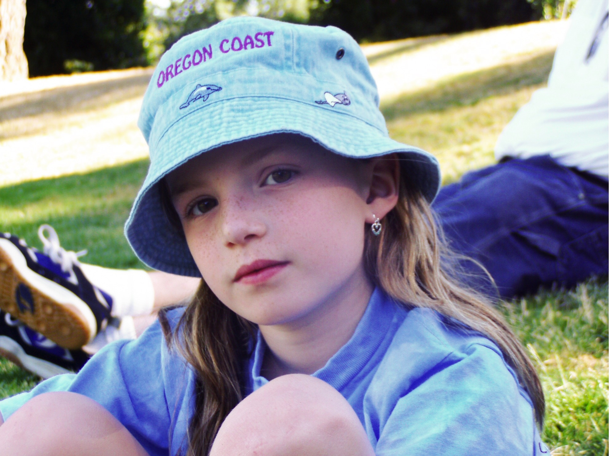 2003 in Oregon — Aspiring Disney Channel star: my childhood acting career just didn't pan out the way I had imagined.