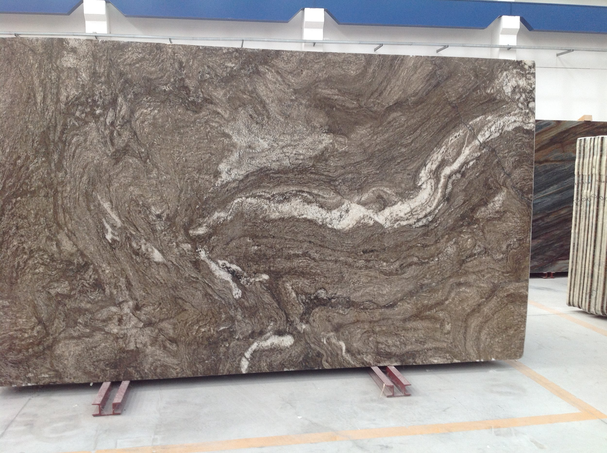 Granite: Cafe Latte Polished (Honed available)