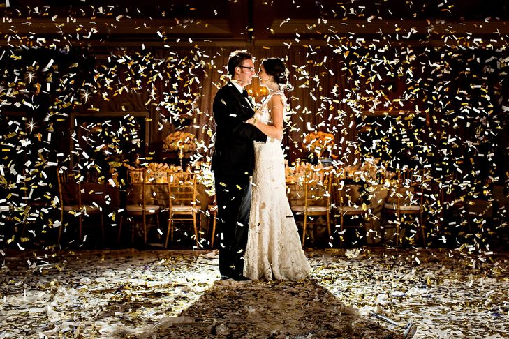 Confetti Shower - Wedding Confetti