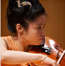 Jasmine Lin, violin