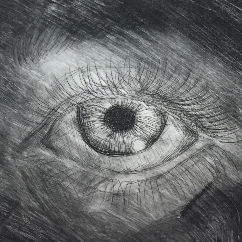 Soul window - Using eyes as a way to capture a glimpse of the soul.