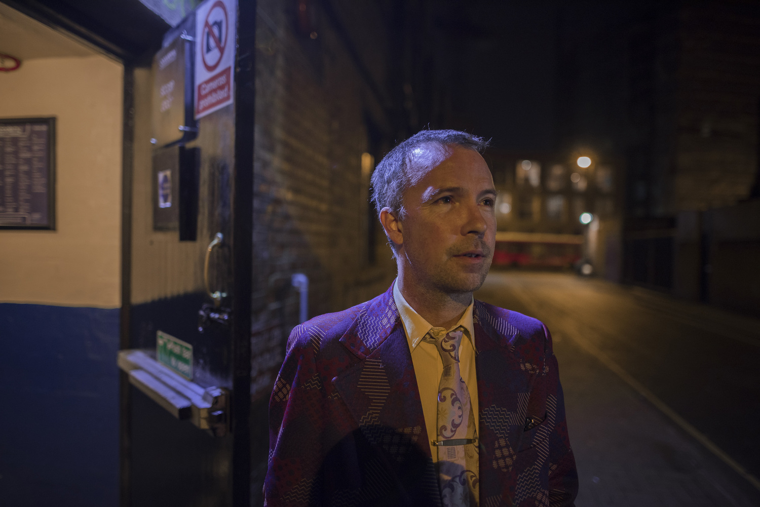 DOUG STANHOPE, BACKDOOR, O2 APOLLO BRIXTON