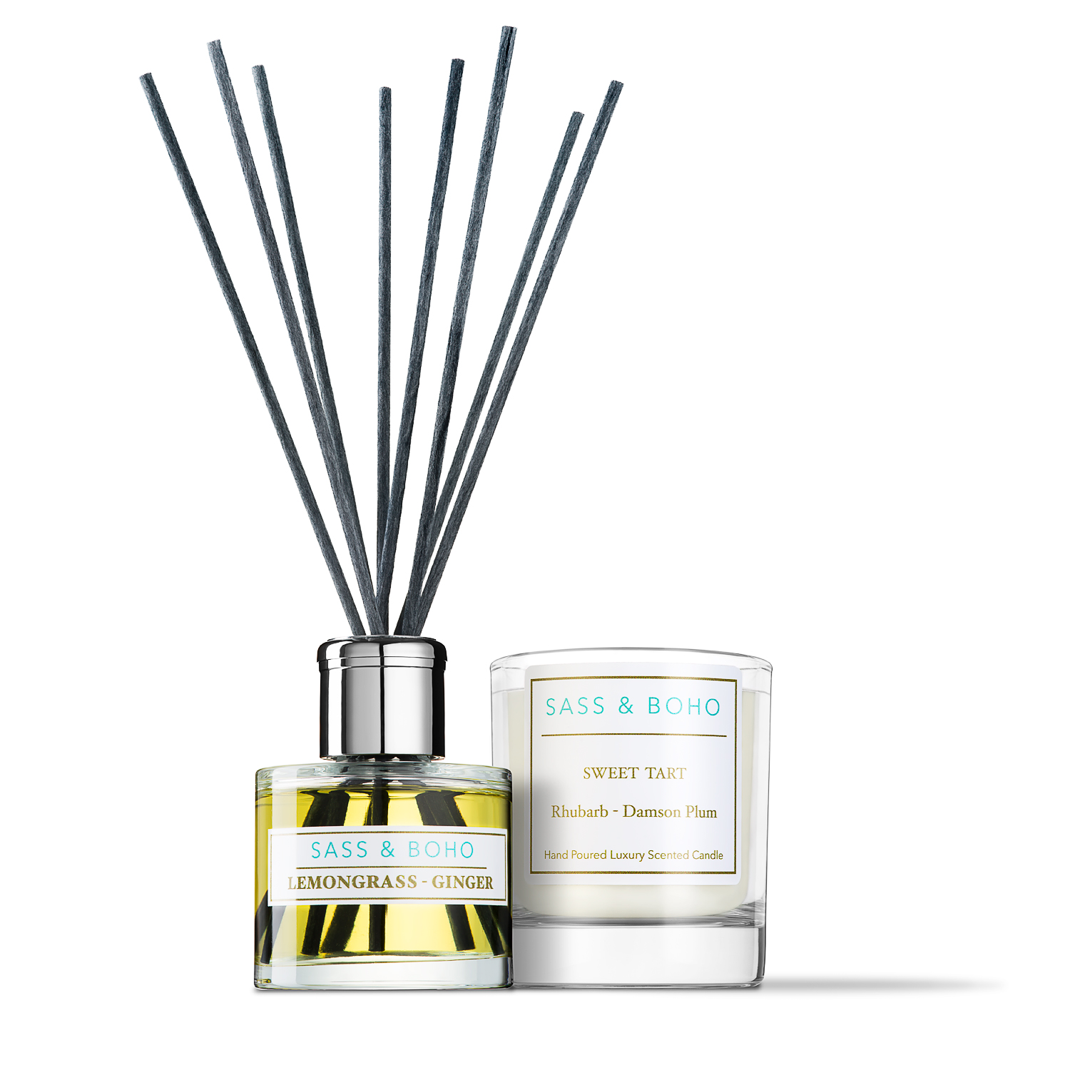 Candle & Reed Diffuser