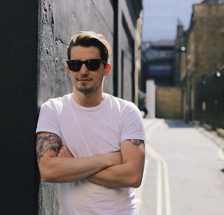 Rhys Prosser  Technician at Allpress Espresso UK