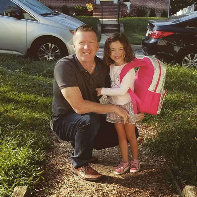 Can't believe my little Kiera is already in kindergarten!