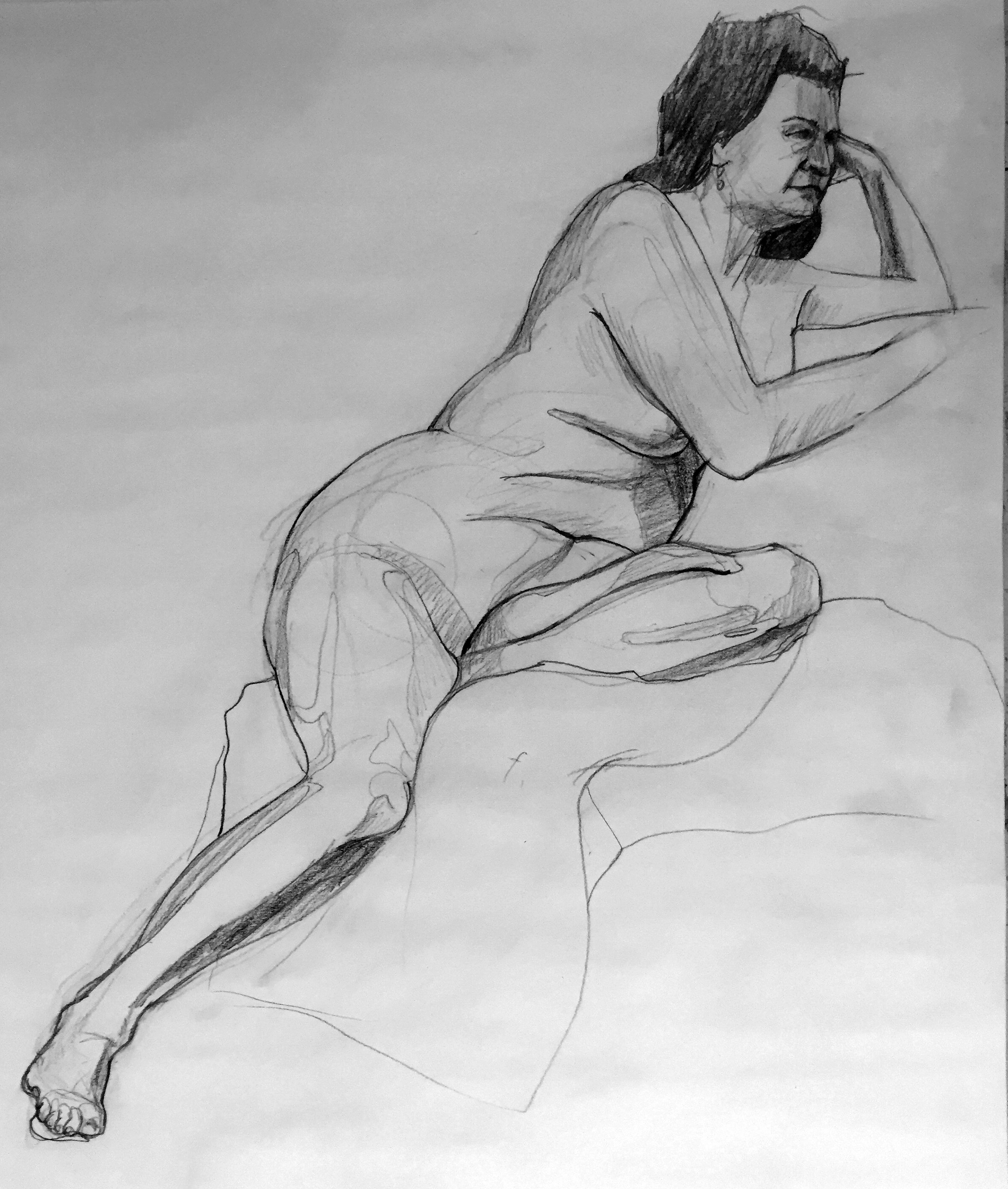 Figure Drawing Demo