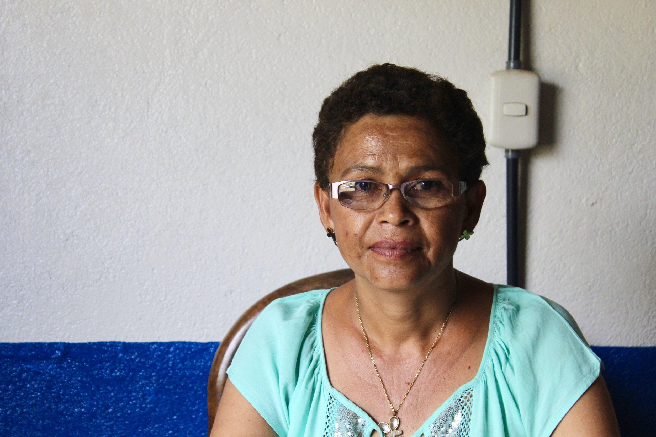 Guadalupe Carmona  Photo: Emma Robertson