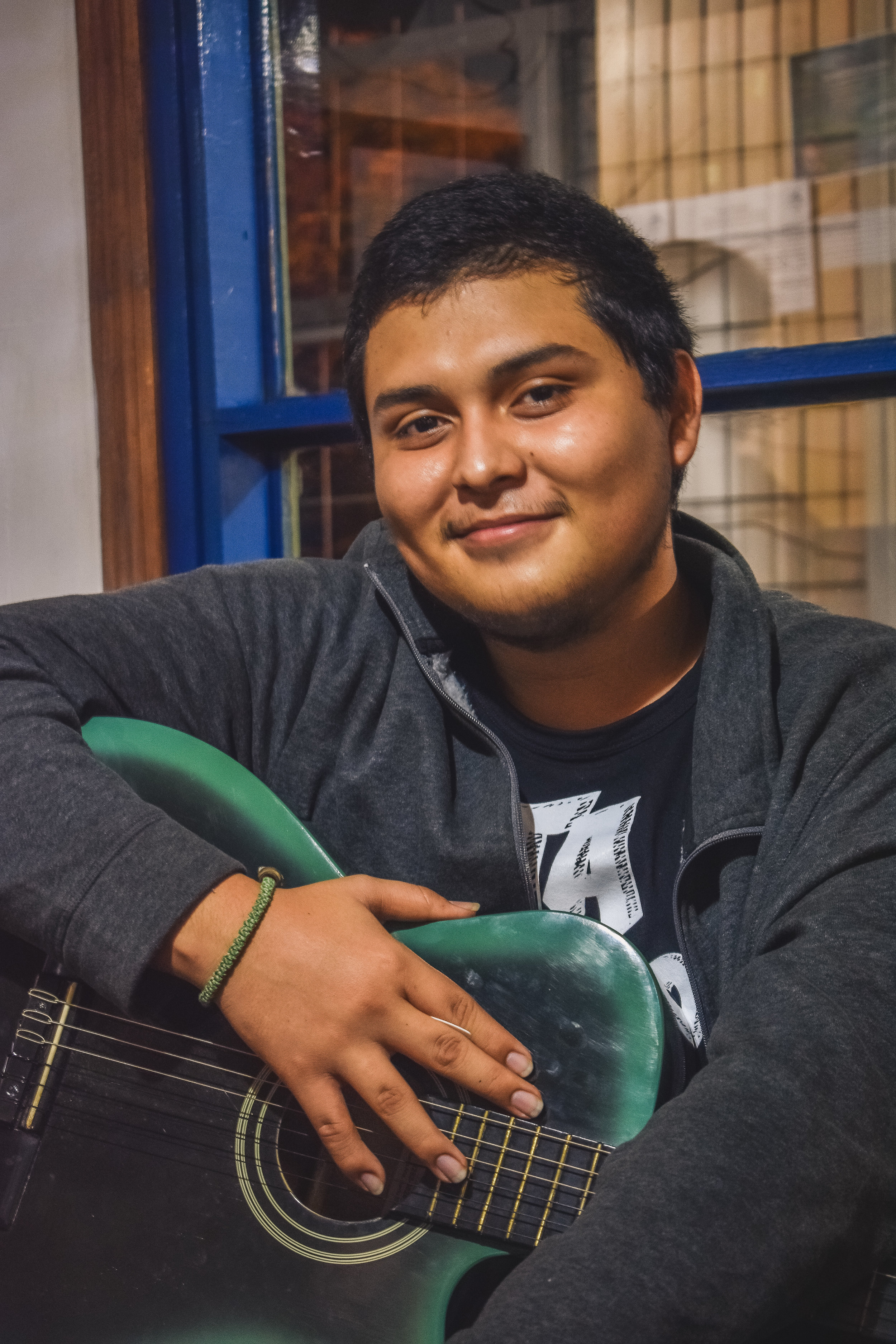 Fleeing violence, Nicaraguan student finds new life in Costa Rica -