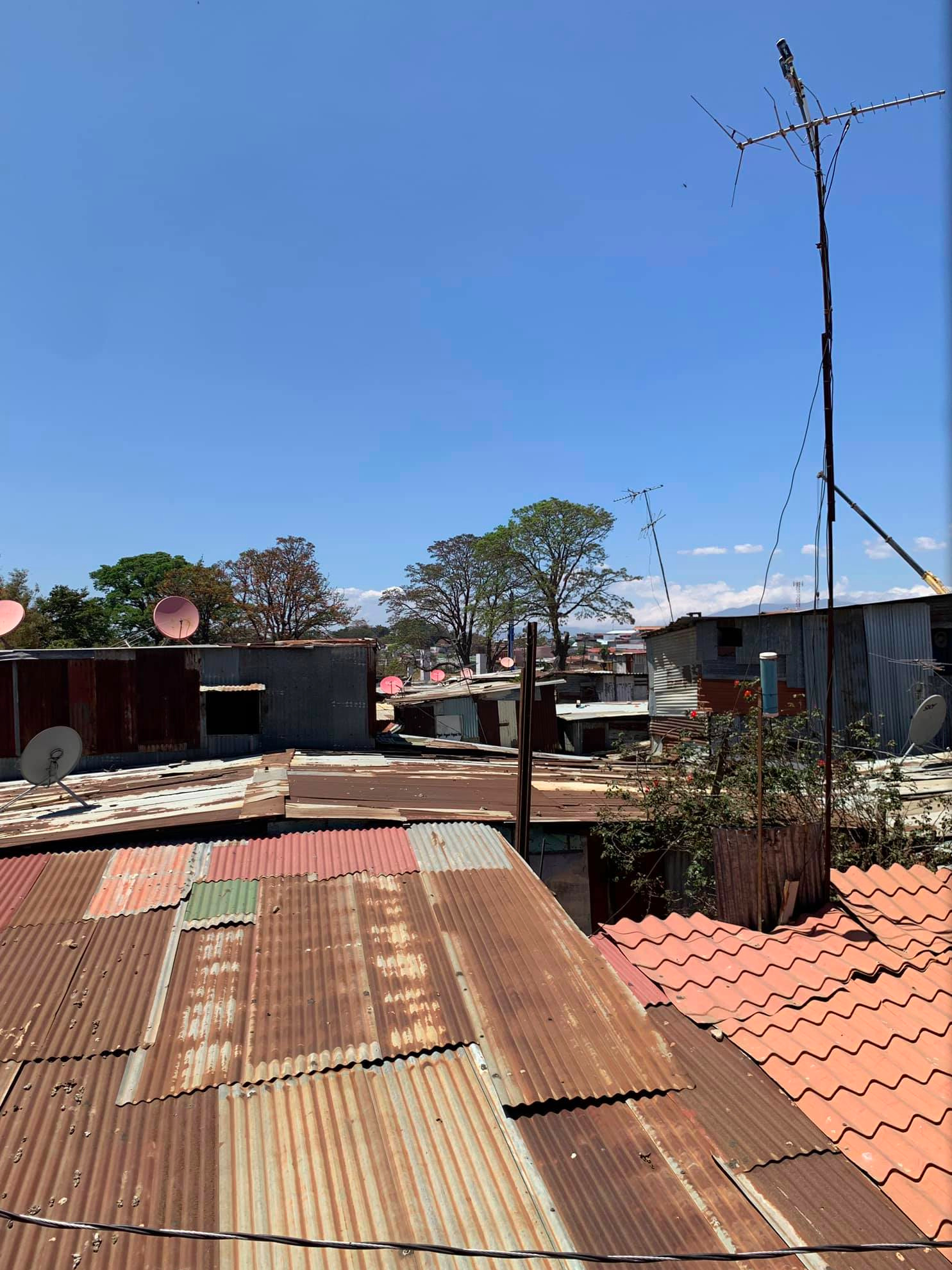 More than 55,000 Nicaraguans have sought refuge in Costa Rica in the last year. -