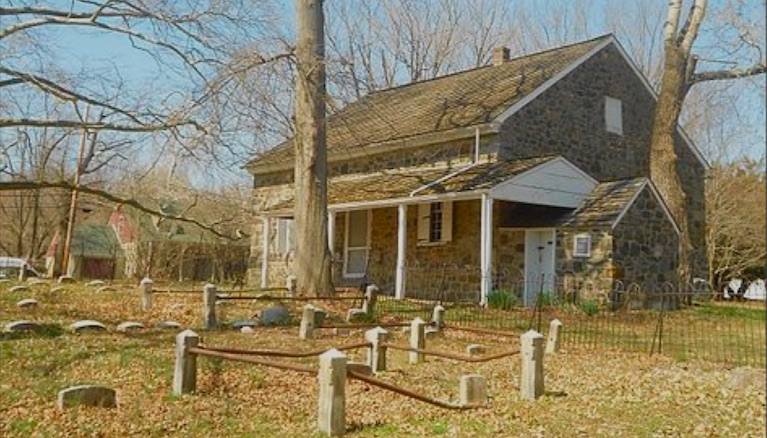 Historic Fieldstone Meetinghouse celebrating 250 years!