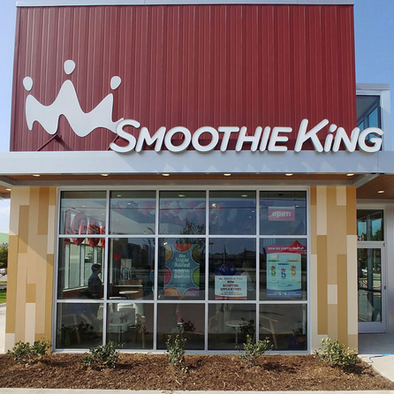 MAYFIELD HEIGHTS, OHSMOOTHIE KING - Completion Date: July 2018Superintendent: Gary Huhn