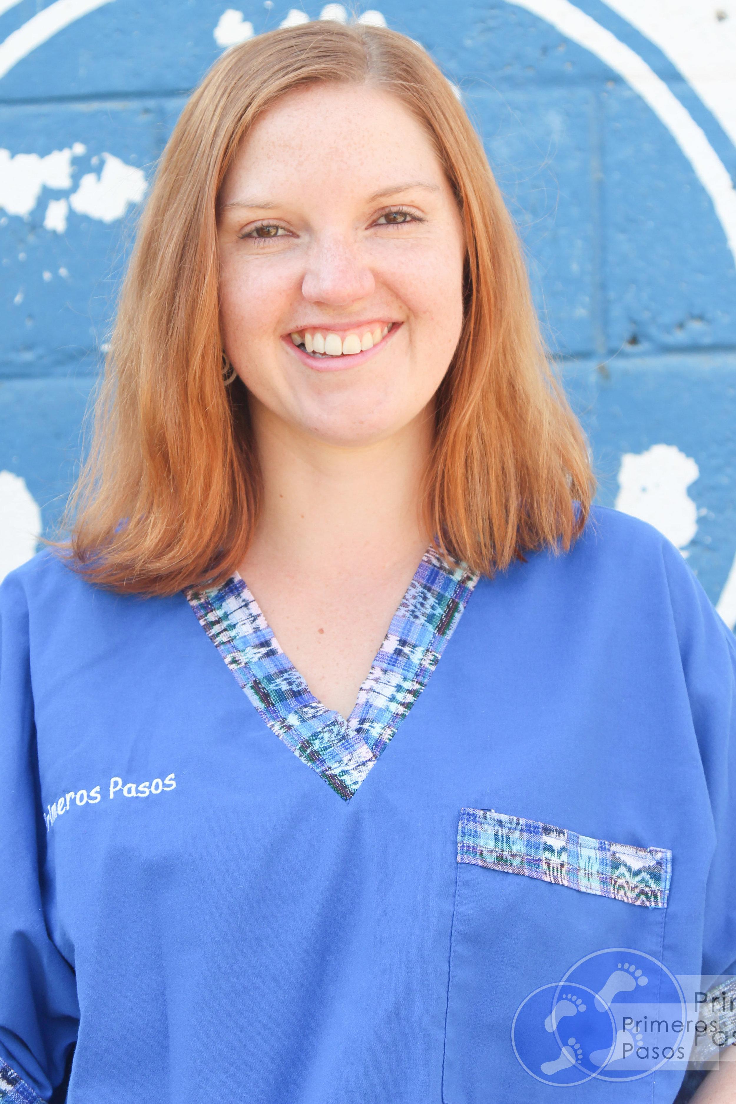 Sarah Harrison - General Director