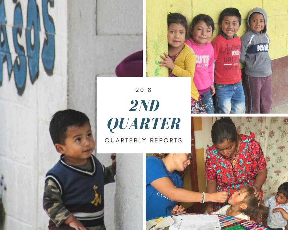 2nd Quarter 2018