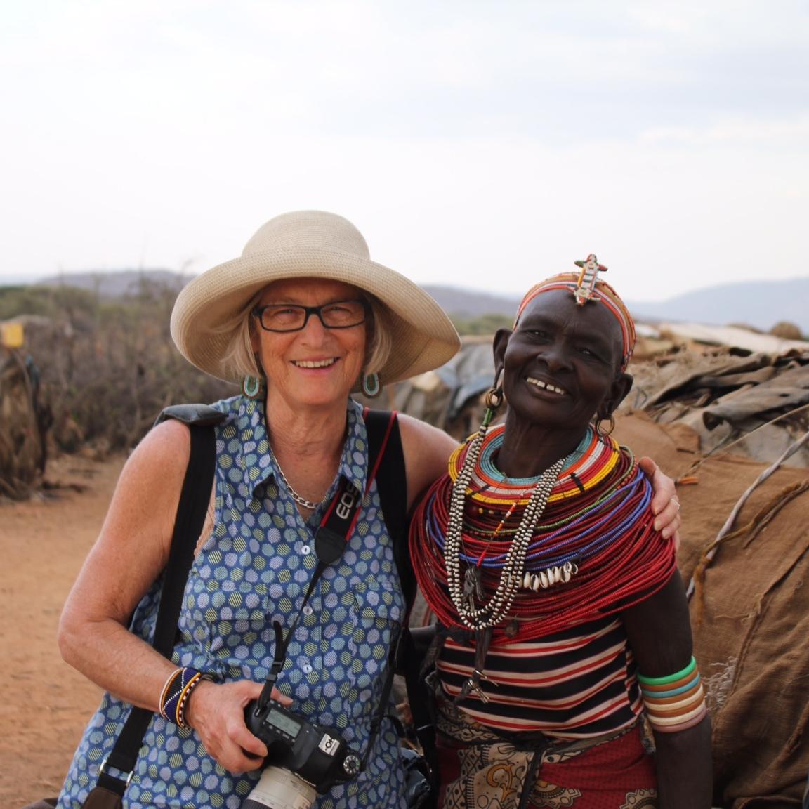 Iris Schneider, Samburu Clean Water Advocate