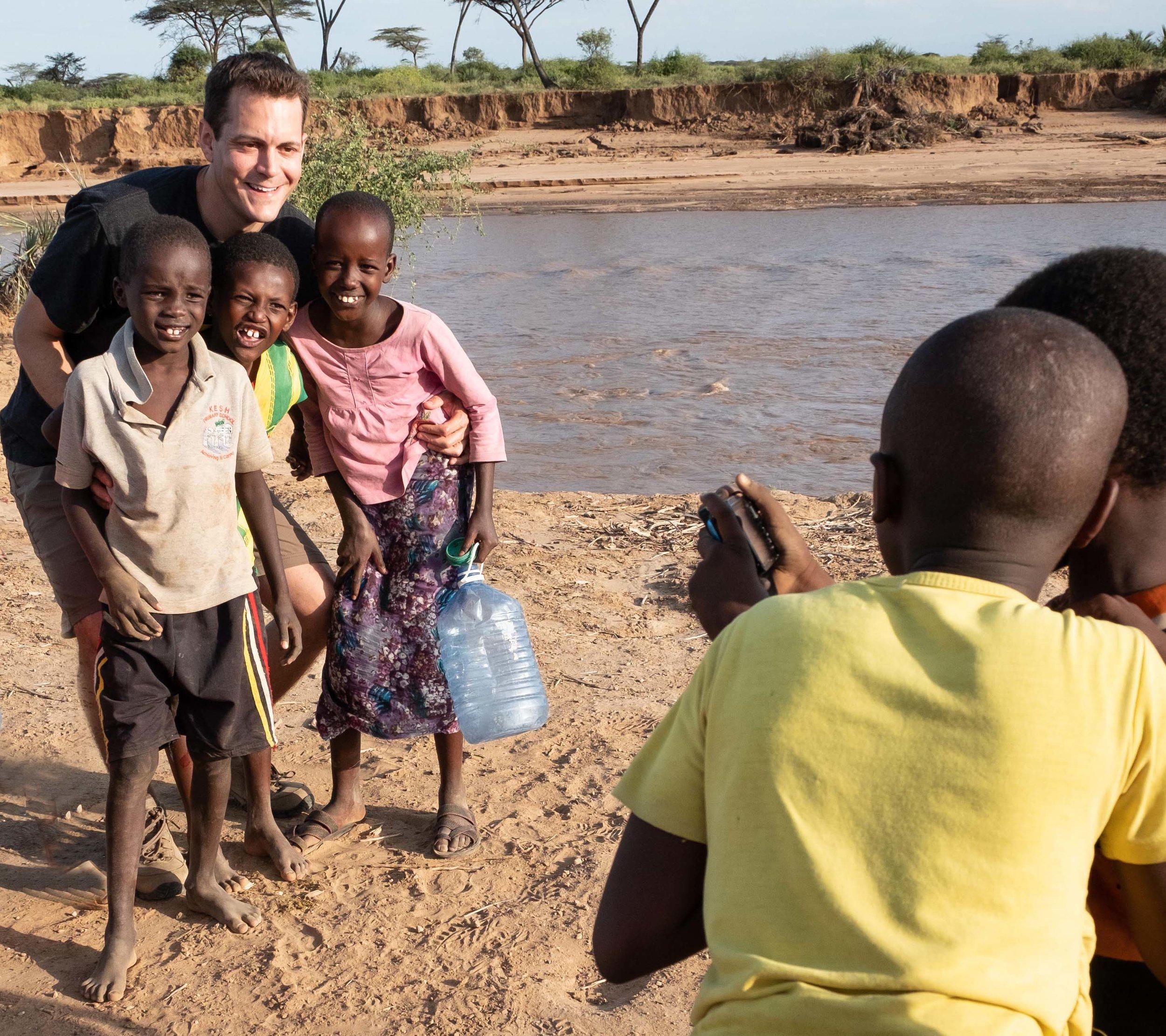 Doug Smith, The Samburu Project Board Member