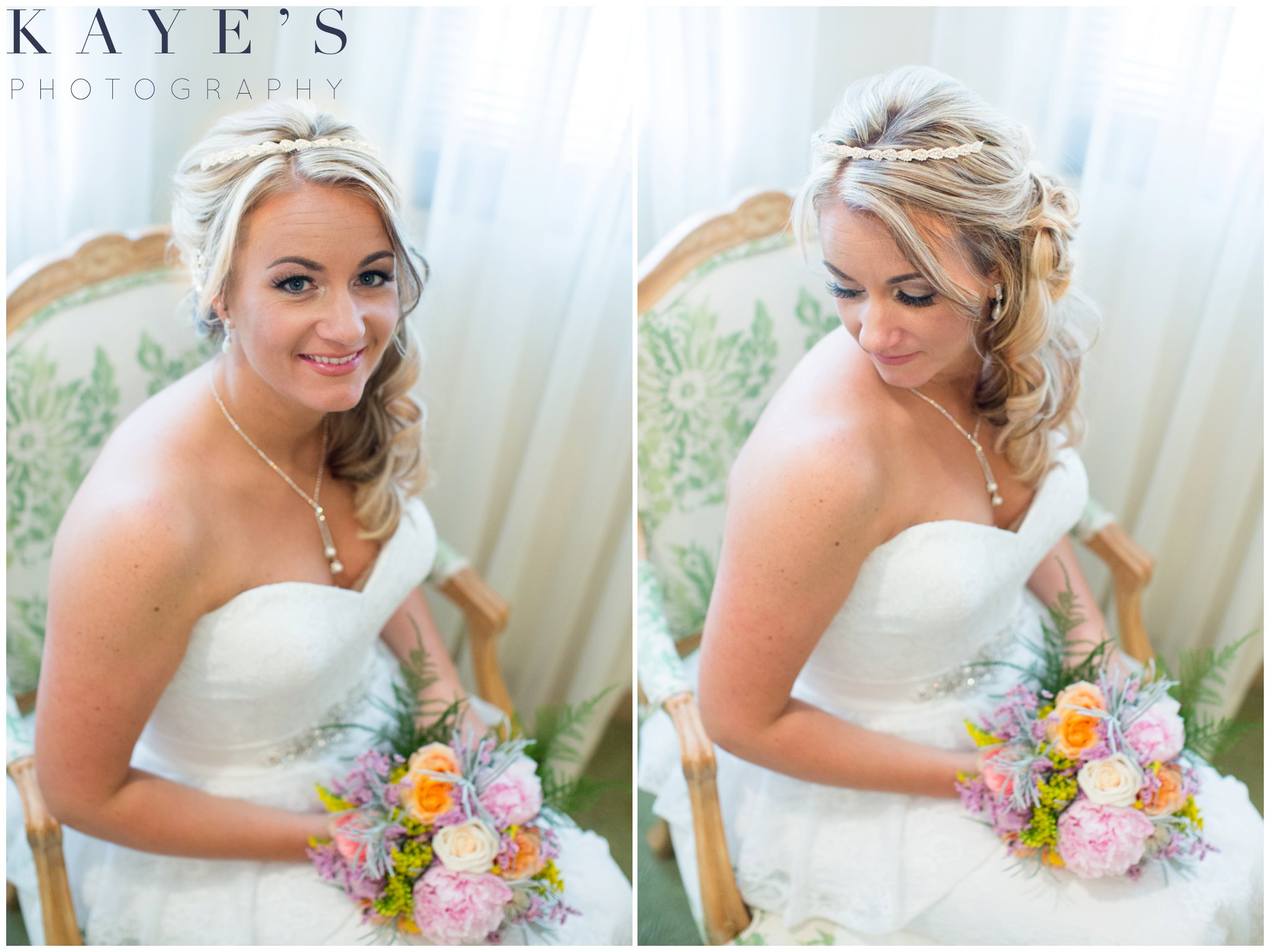 grand blanc wedding portraits, grand blanc wedding photos, grand blanc wedding photo, bride in dress, bride in chair, bride with flowers