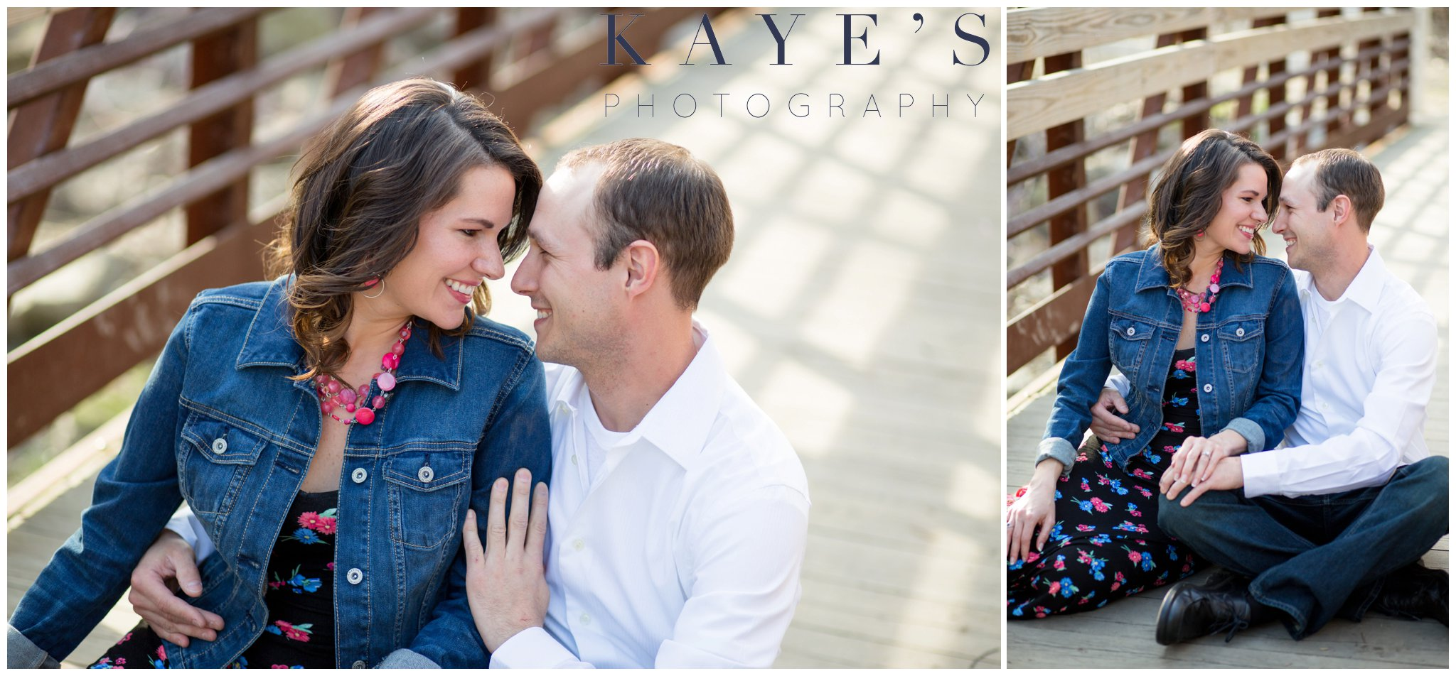 Holly Michigan wedding photography, holly michigan wedding photographer, holly michigan engagement photography, engagement photo, outdoor engagement portraits, portrait photographer, marriage photography, engagement portraits,couple hugging, couple on bridge, couple in love
