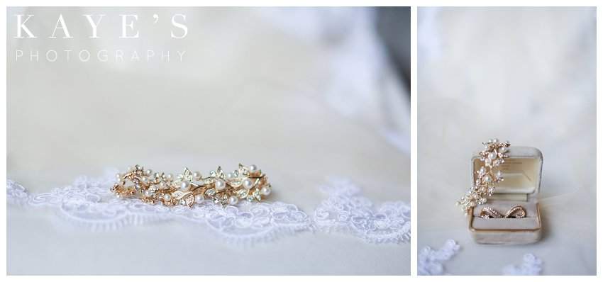 St Claire Shores Michigan Wedding Photographer- Kaye's Photography