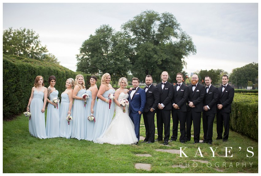 St. Claire Shores Wedding Photographer- Kaye's Photography