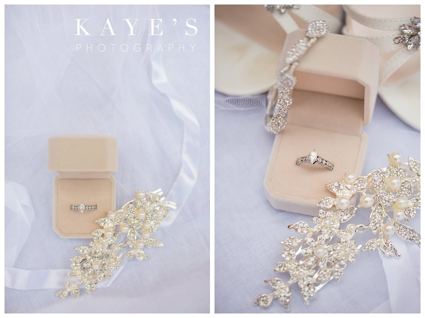 classic wedding day portraits in lapeer michigan with kayes photography