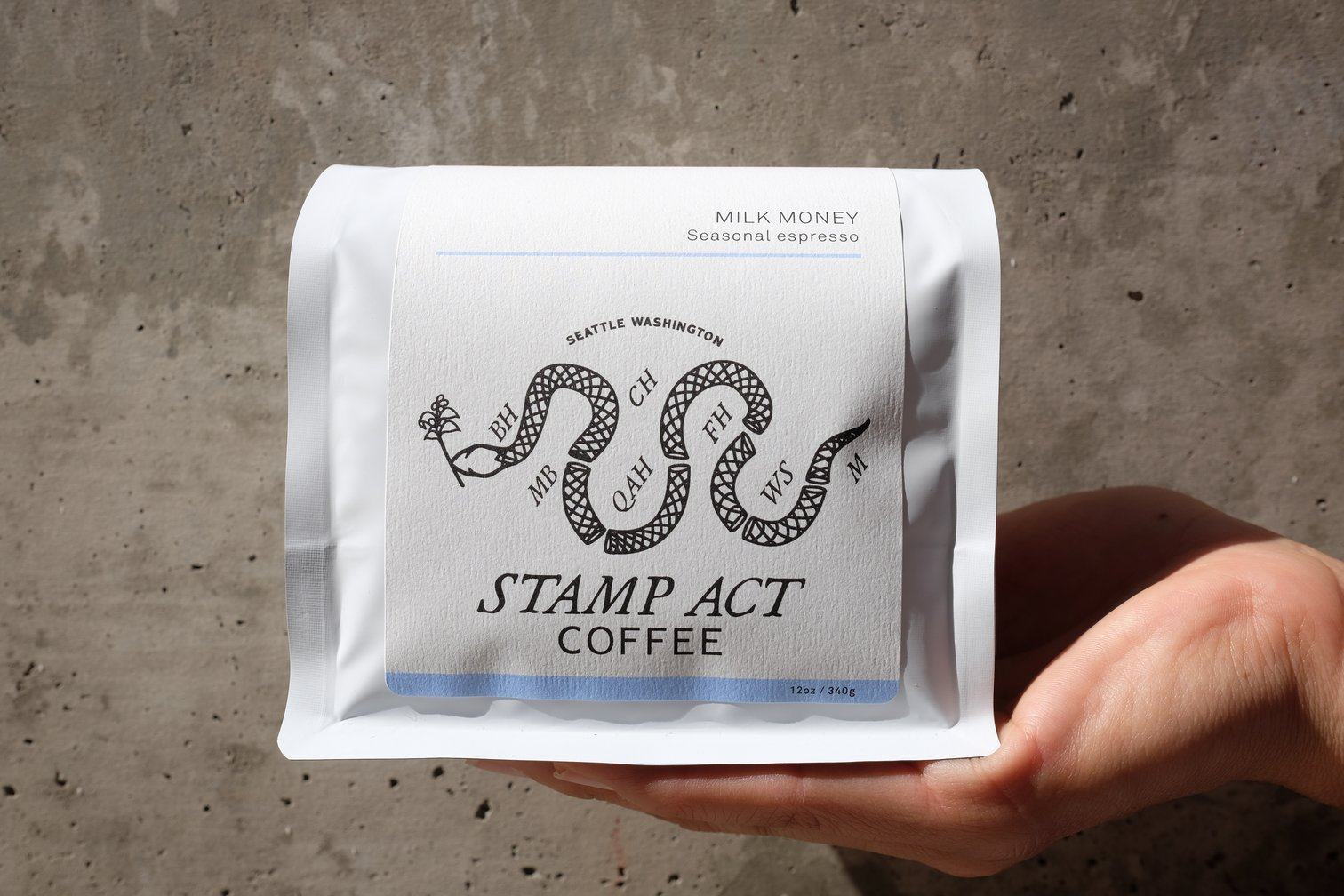 Featured Roaster - Stamp Act Coffee is our featured roaster. Come try out their terrific, locally roasted (like literally in the same building) blends.Tuesdays & Thursdays