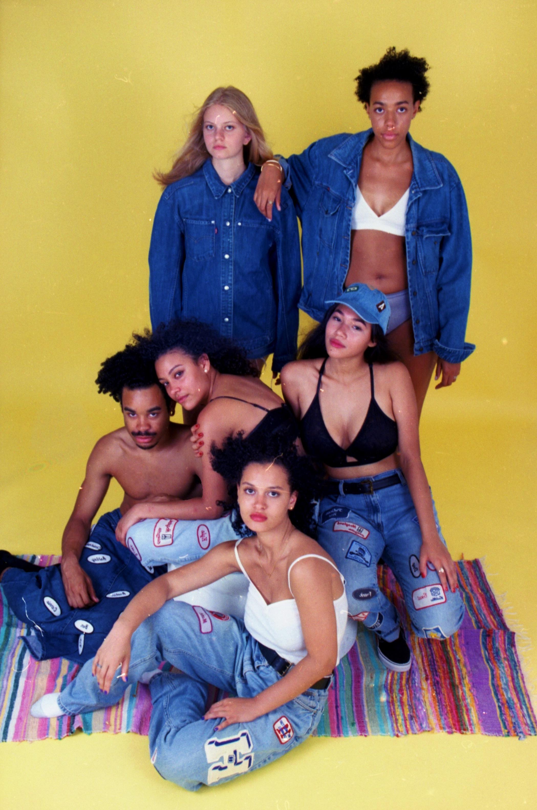 Photographer:  Shamshawan Scott  · (Role)Models:  Boat ,  Veronica ,  Ell  i  s ,  A  lexis