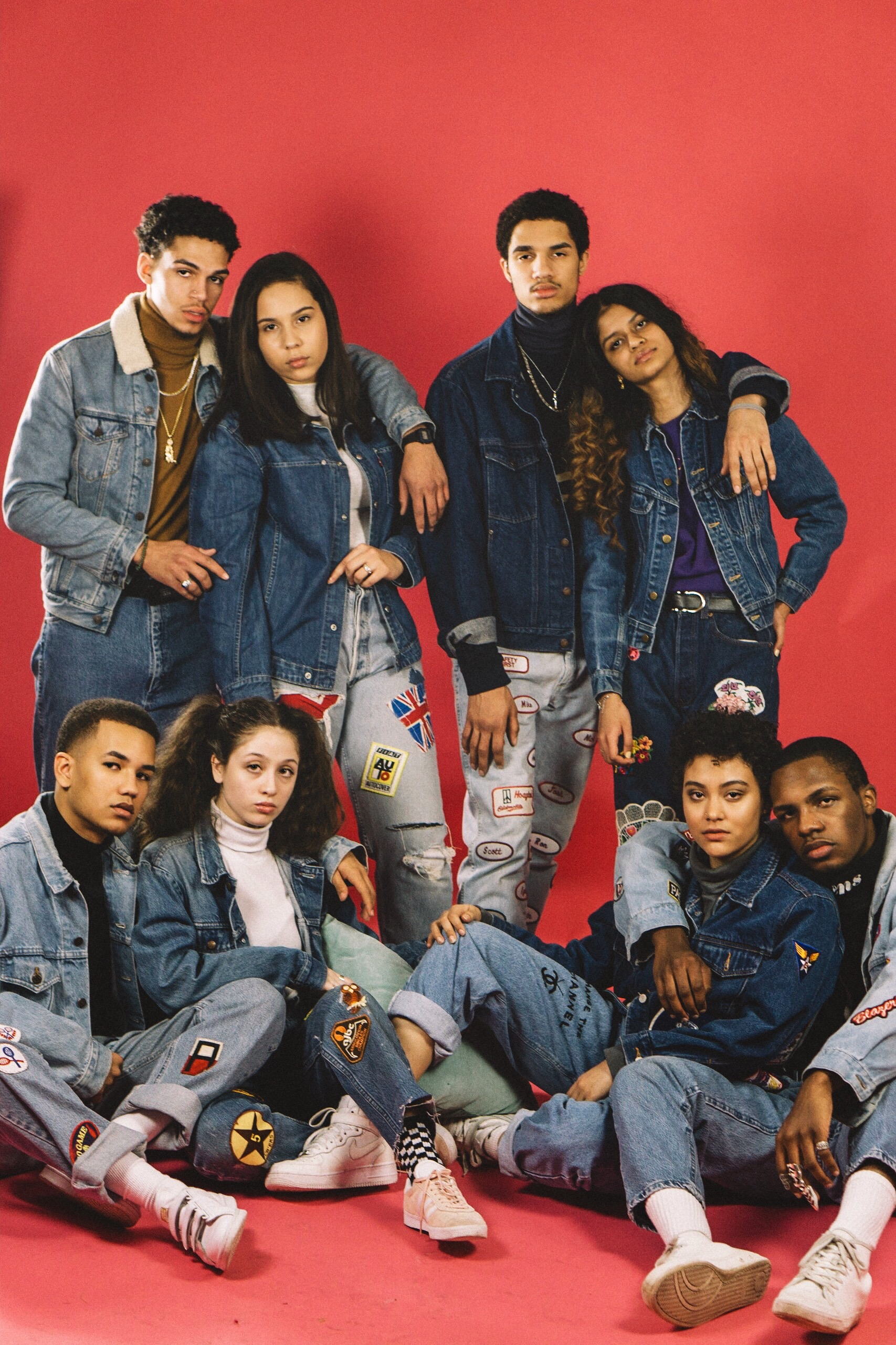 Photographer:  Third Pupil  · (Role)Models:  Shelby ,  Nazaret ,  Naushin ,  Jose ,  Danny ,  Giselle ,  Alexis ,  Raheem