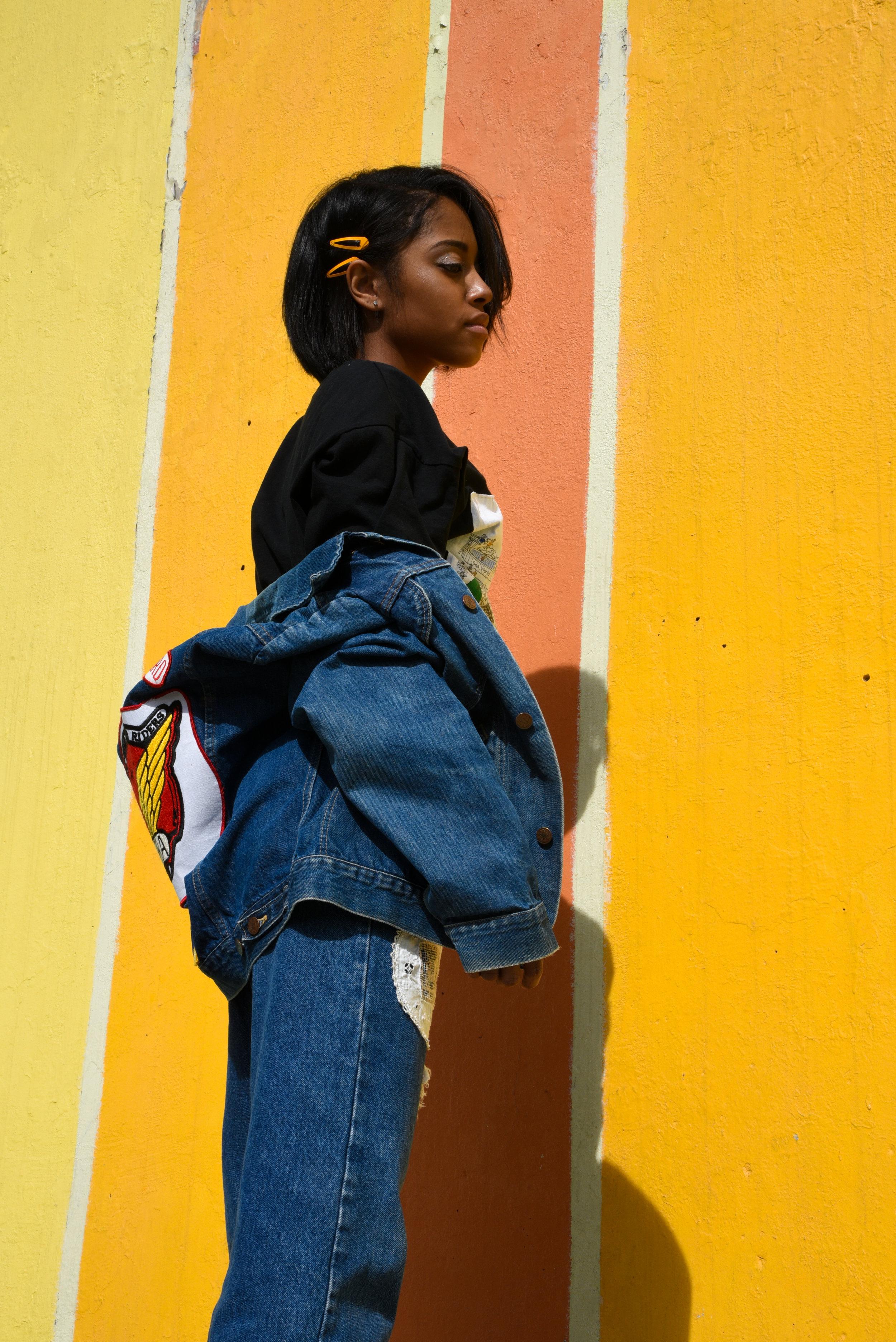 Photographer:  Natalie Tischler  · (Role)Model: Ronni