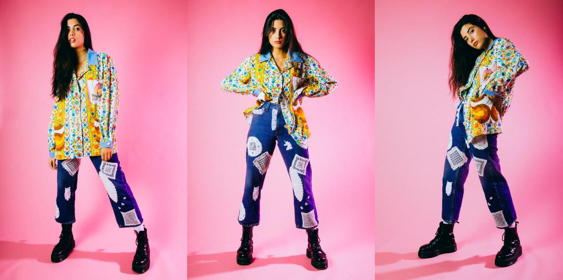 Photographer:  Lucy London McDonald  · (Role)Model:  Daniela