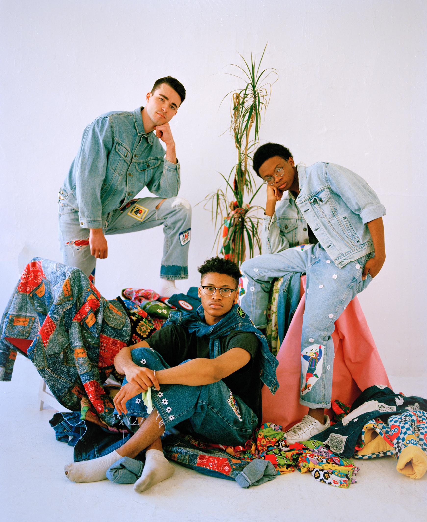 Photographer:  Patrick No  · (Role)Model:  Ryan ,  Kam ,  Mamadou