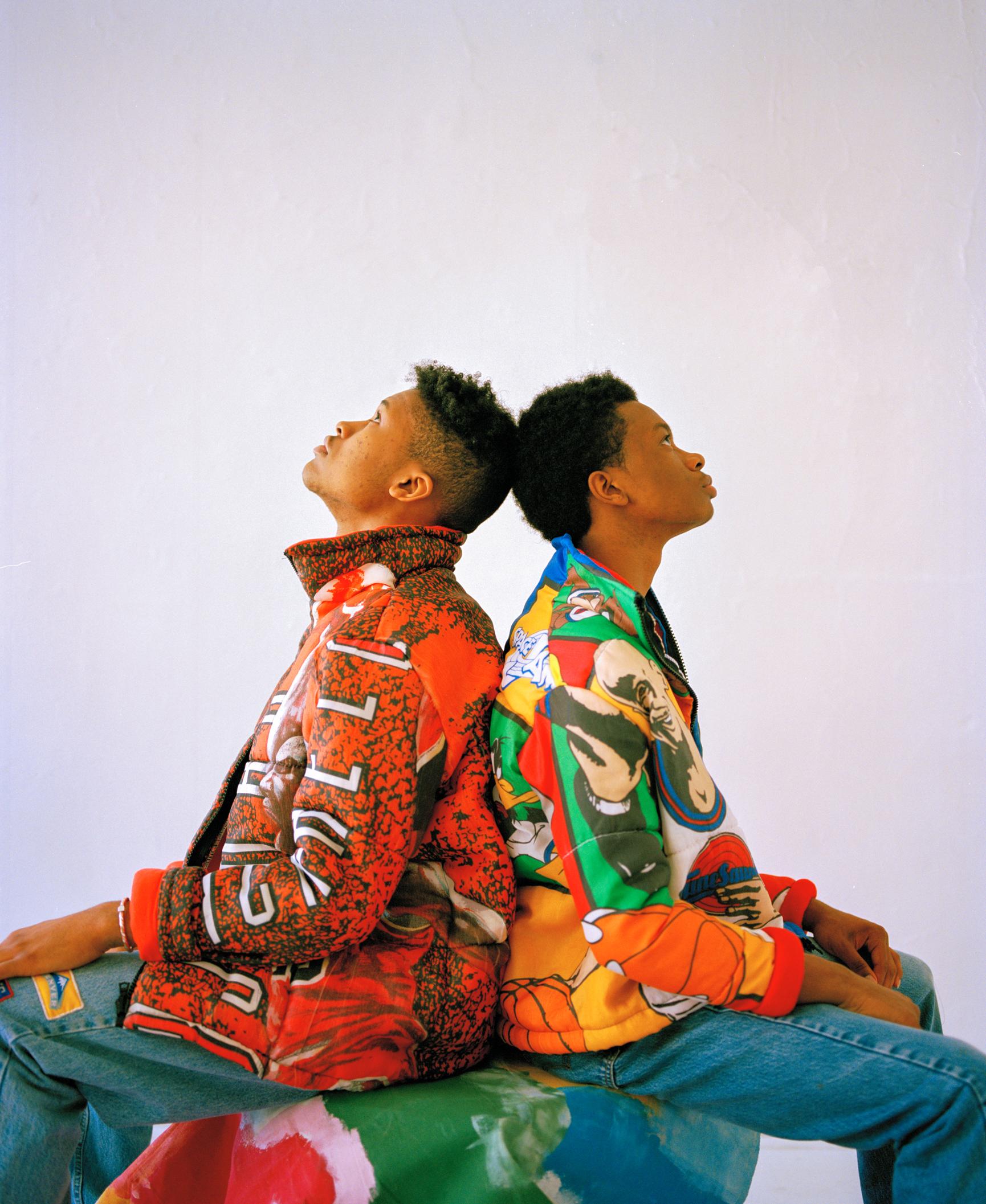 Photographer:  Patrick No  · (Role)Model:  Kam ,  Mamadou