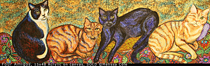 CAT-19_FourAmigos_Copyright_Melissa_Cole