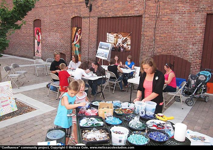 Confluence involved 85 community members in Lewiston, Idaho