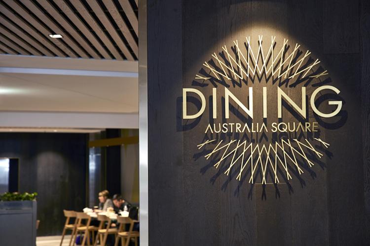 Dining, Australia Square