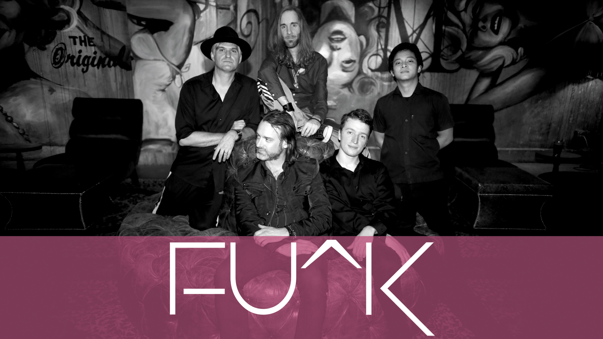 FU^K Press Shot by Melanie Escombe
