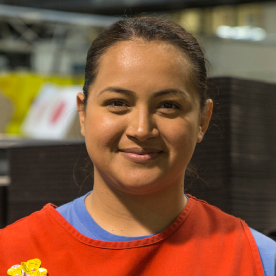 Bertha Mora   Assistant Packing Supervisor
