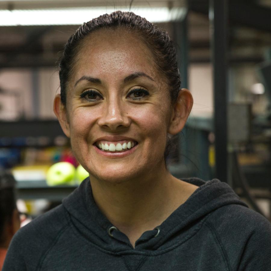 Lorena Quezada   Procurement and Inventory Specialist