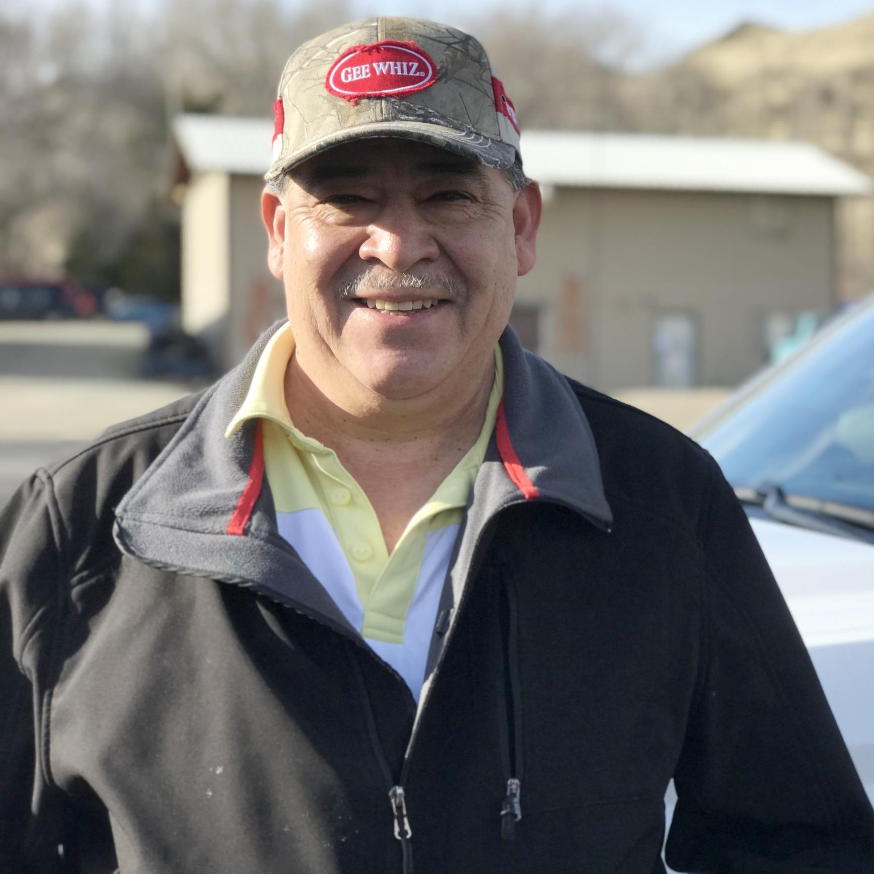Federico Espinoza  Orchard Manager