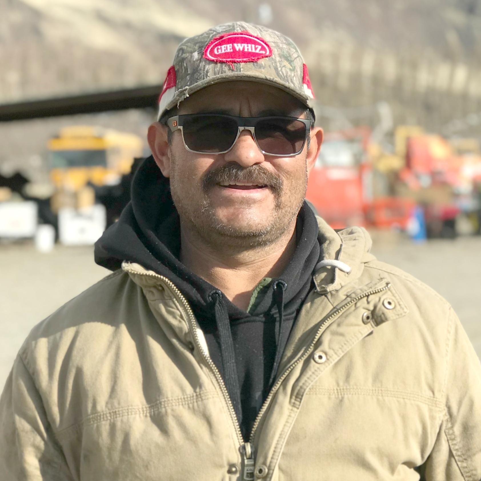 Jose Martinez  Orchard Manager