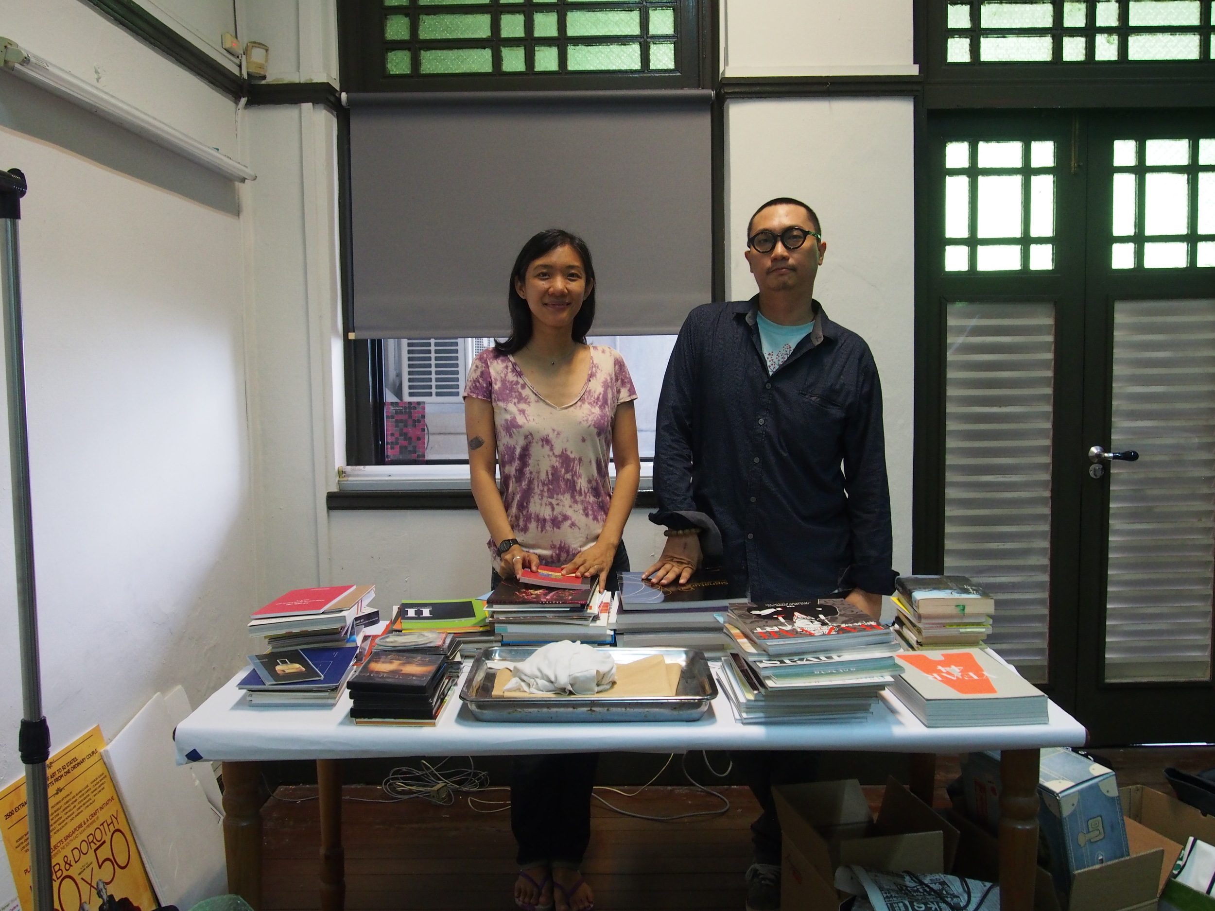 Post-Museum (Jennifer Teo and Woon Tien Wei)
