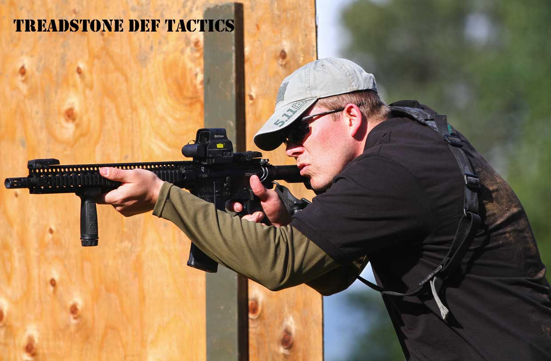 Advance Firearms Training