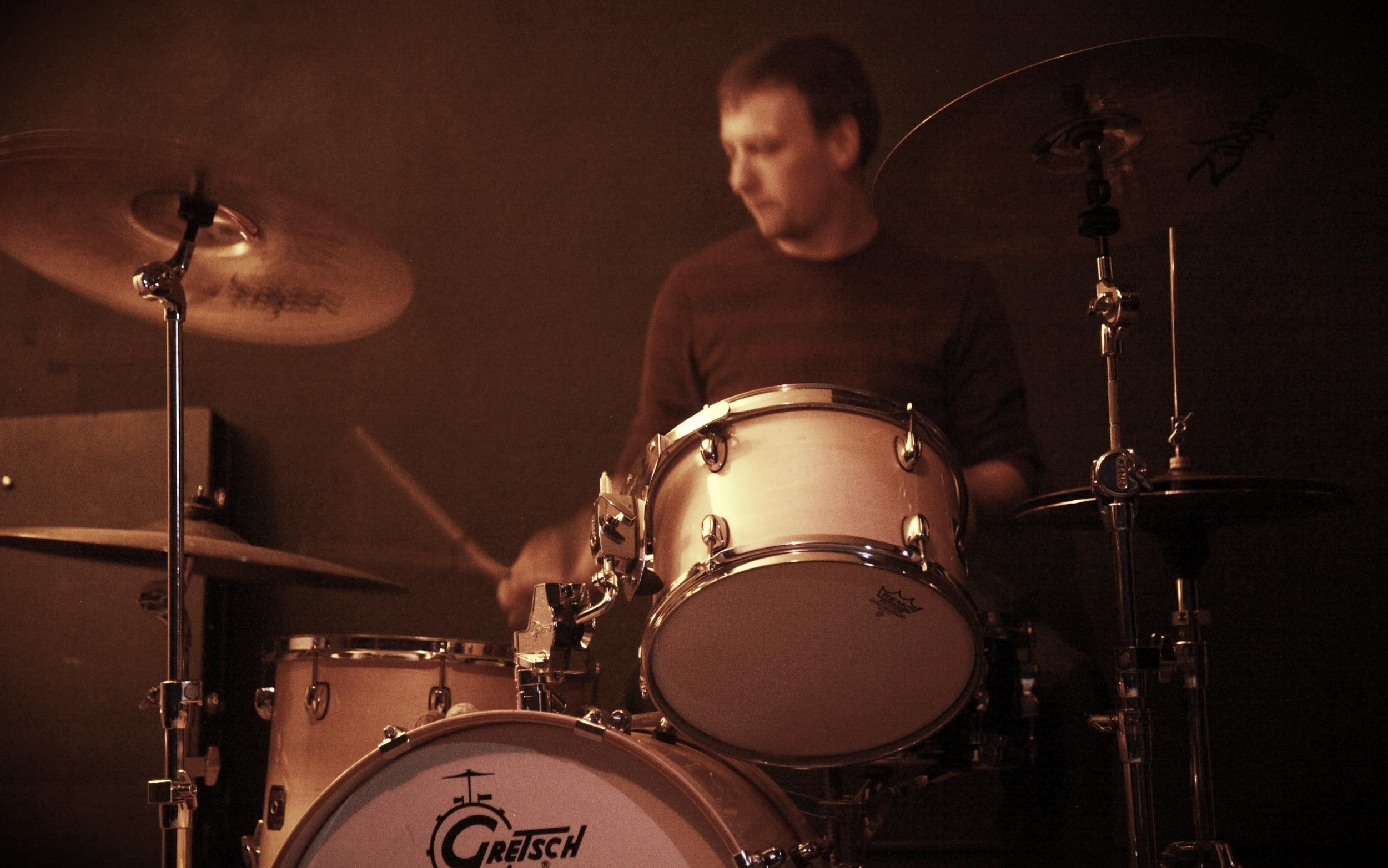 Phillip Walsh of The Dark Backward