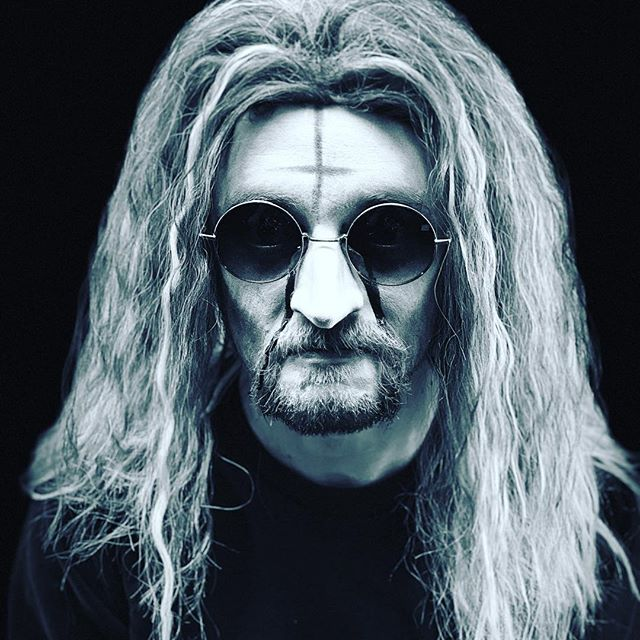 Join us for the 8th annual HALLOWEEN VS. THE DARK BACKWARD, with emcee Dustin Gluvna @thecompanygreen as Father Gluvenstein! Are you ready to embrace Him? More information at thedarkbackward.com #halloweenvsthedarkbackward