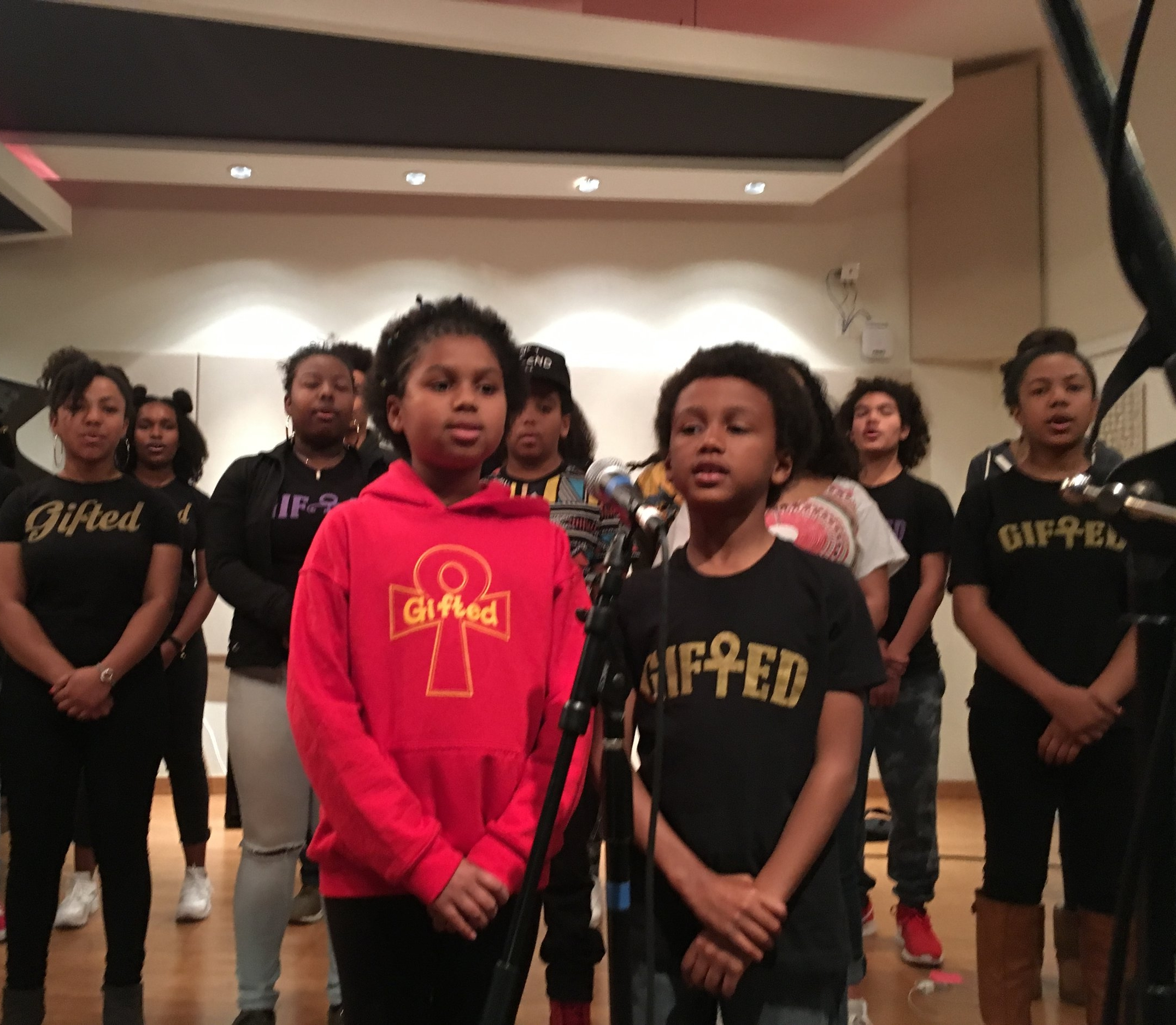 Young Gifted and Black of Oakland is fiscally sponsored by The Remember Project